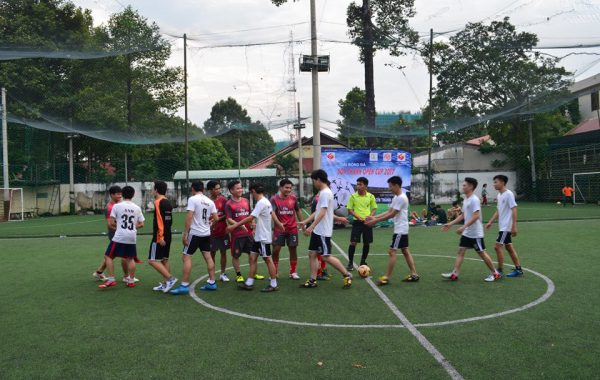 Sơn Thanh Open Cup 2017